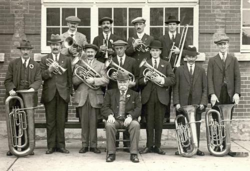 tilbury railwaymens band 1919-for-upload
