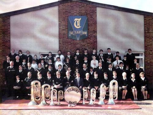 1980s bandhall