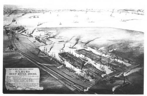 tilbury-dock-engraving