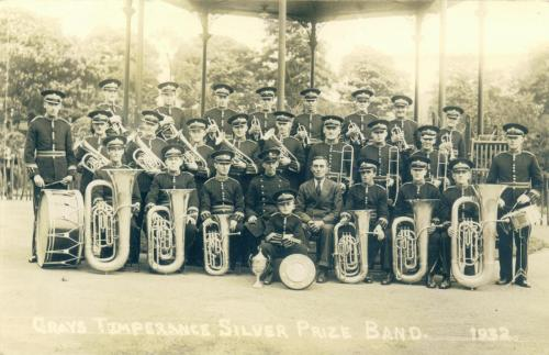 grays-temperance-silver-prize-band-1932
