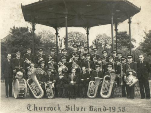 thurrock-silver-band-grays-temperance-1938